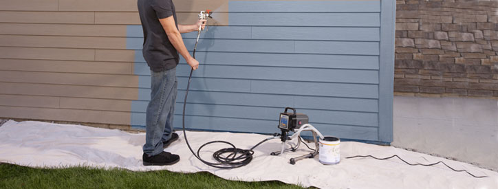 How to Choose An Airless Unit To Meet Your Painting Needs
